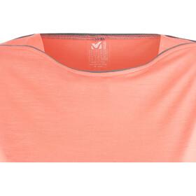 Millet Cloud Peak t-shirt Dames, peach